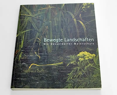Austellungskatalog Bewegte Landschaften, 2003