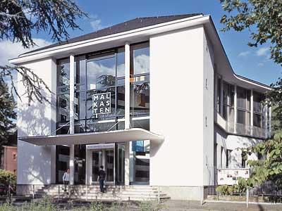 Hentrichhaus, Künstlerverein Malkasten