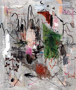 Jongsuk Yoon, Ausstellung im Künstlerverein Malkasten