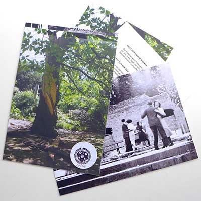 Erste Hilfe Paket, Postkarten Edition